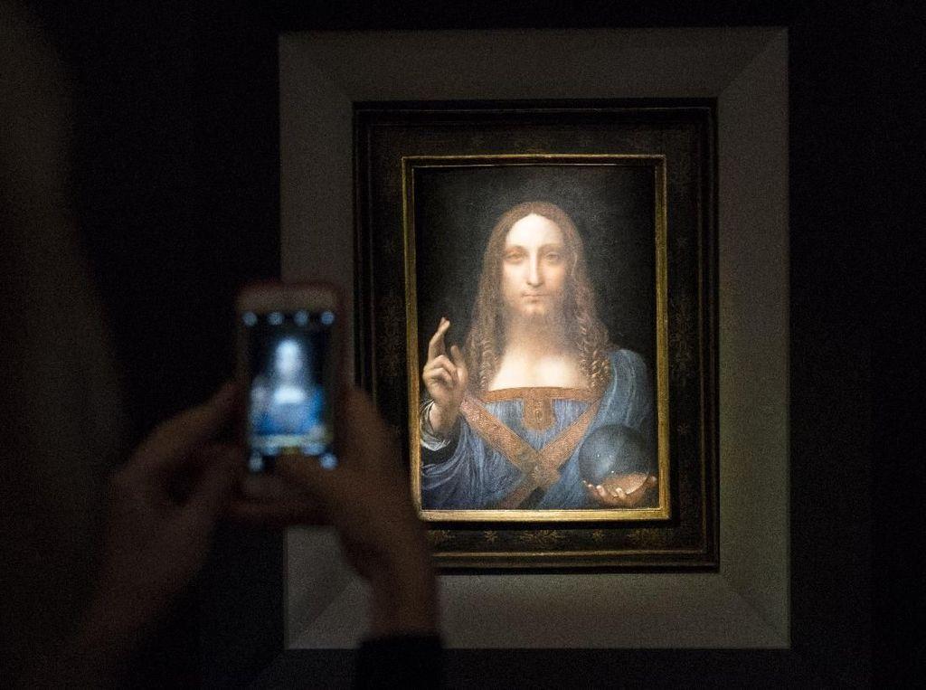 Fantastis! Lukisan-lukisan Termahal di Dunia Capai Harga Triliunan