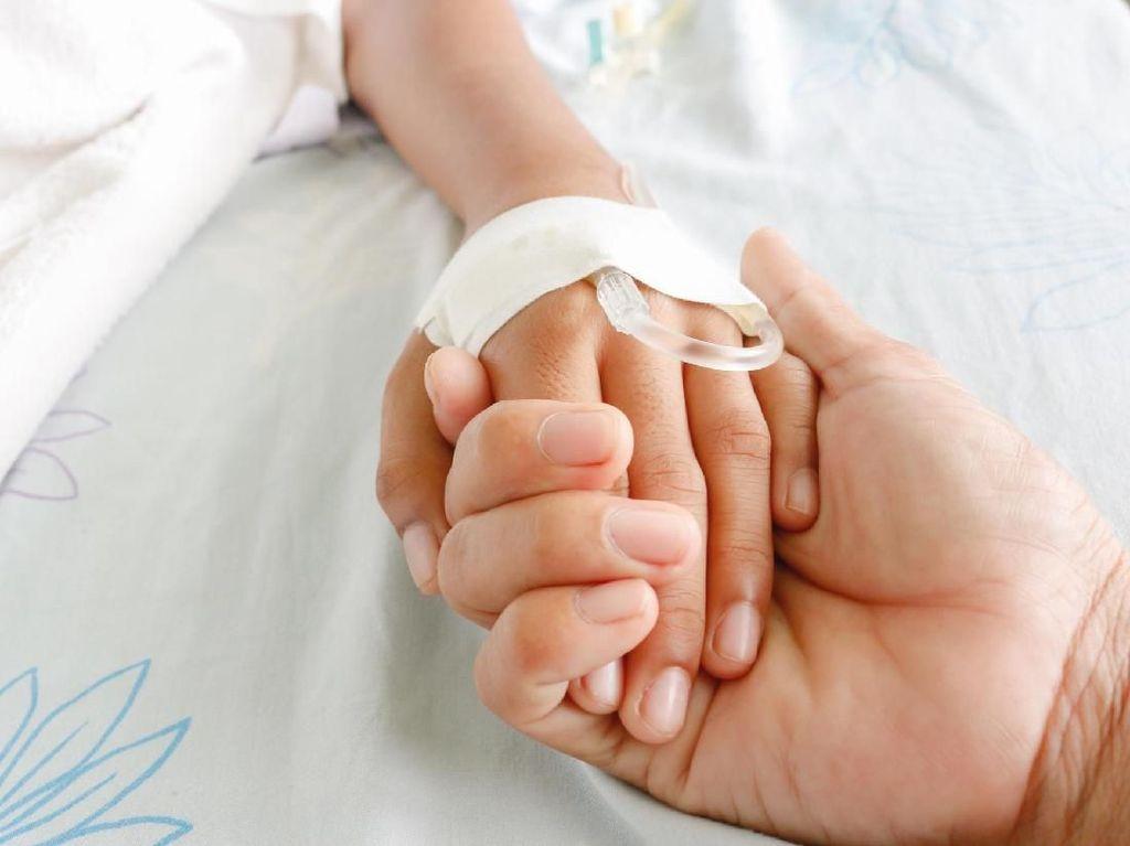 Dikira Flu, Bocah 2 Tahun Dipaksa Koma Karena Kena Penyakit Langka