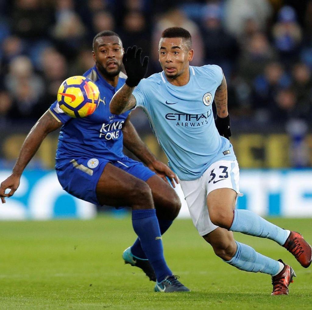 Turun Minum, City Ungguli Leicester 1-0
