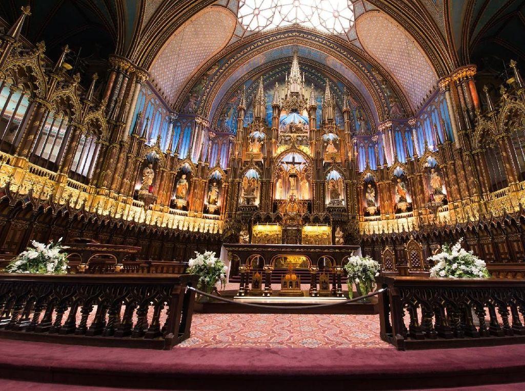 Orang Kaya Prancis Ramai-ramai Sumbang Dana Perbaikan Notre Dame