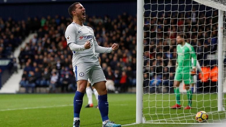 Kagumi Madrid, Hazard: Saya Masih Biru