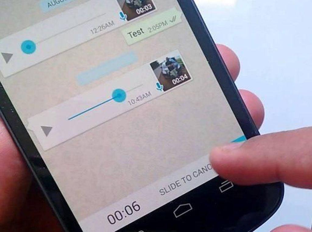 WhatsApp Sempurnakan Fitur Voice Notes, Seperti Apa?