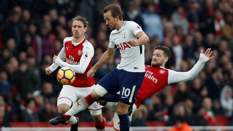 Head to Head Spurs vs Arsenal