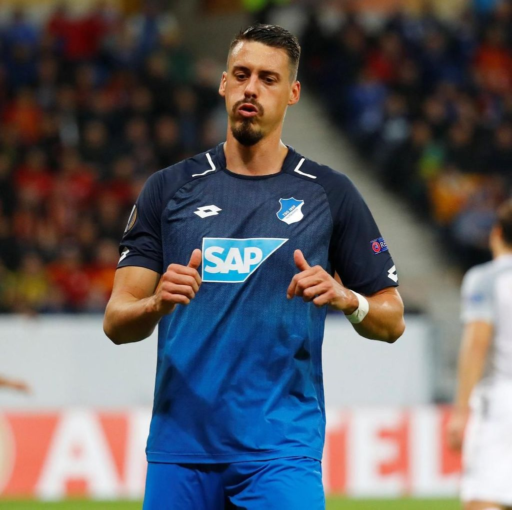 Pelatih Hoffenheim: Sandro Wagner Akan Gabung Bayern