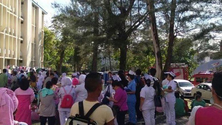 Kebakaran di Rumah Sakit Malaysia, 1.000 Orang Dievakuasi