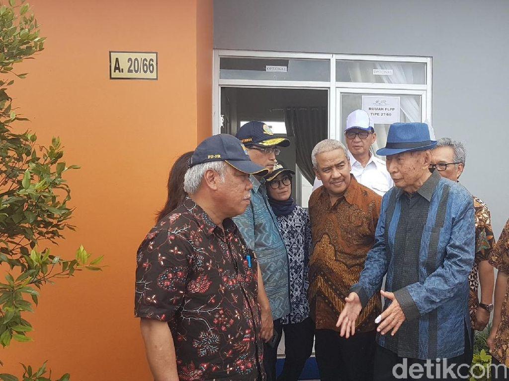 Dua Menteri Resmikan Kota Terpadu Citra Maja Raya di Lebak