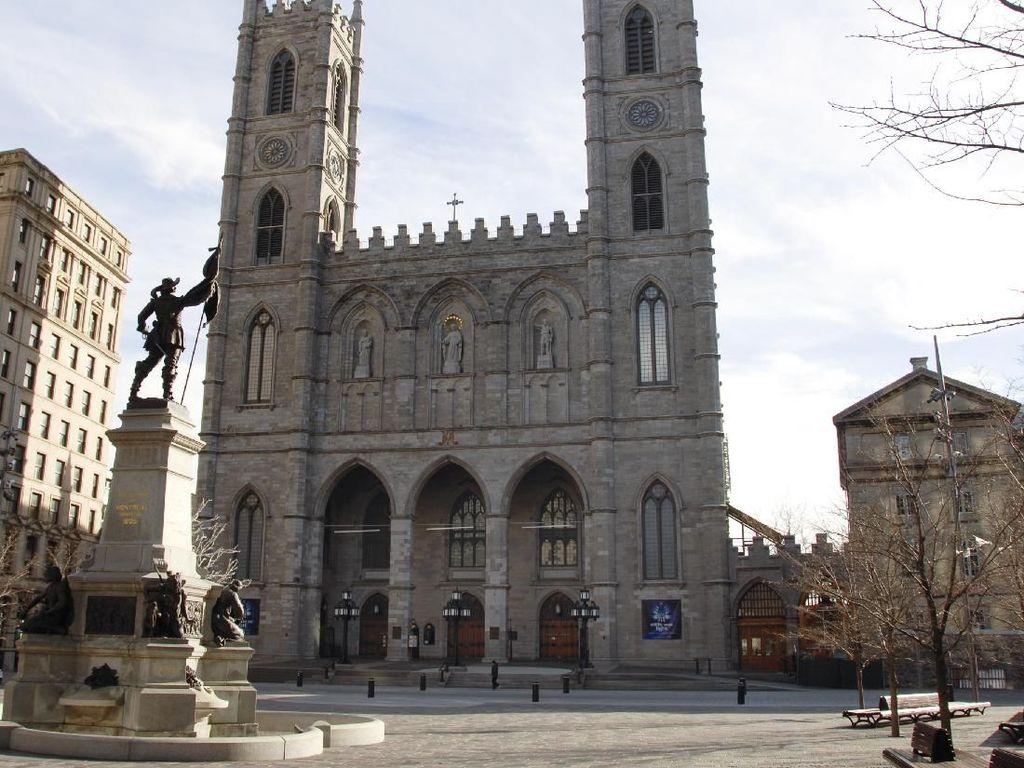 Foto: Lihat Lagi Indahnya Katedral Notre Dame Sebelum Kebakaran