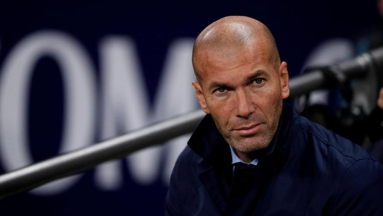 Zidane Kesal Ditanya-tanya soal De Gea