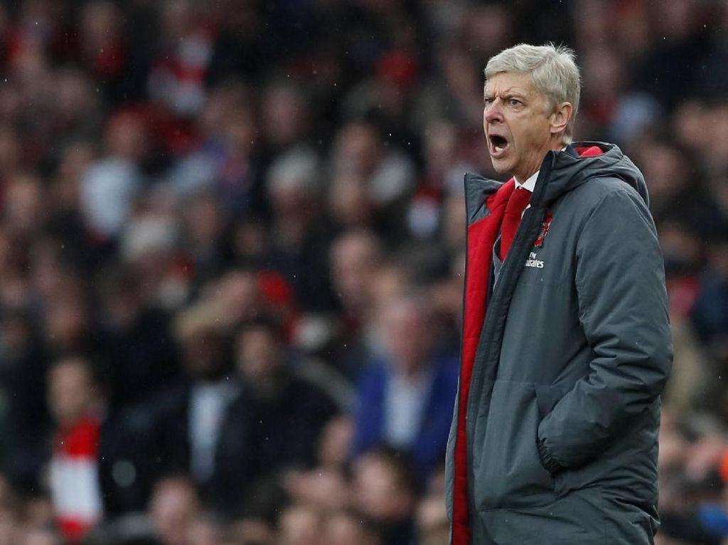 Wenger Bukan Pochettino, Belum Menyerah Kejar Gelar