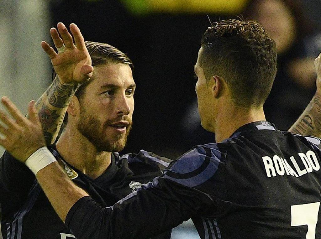 Marcelo Komentari Rumor Tak Akurnya Ramos-Ronaldo