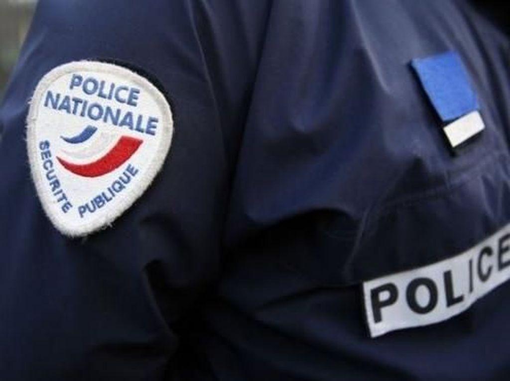 Diduga Terpapar Radikalisme, 2 Polisi Prancis Ditarik Senjata Dinasnya