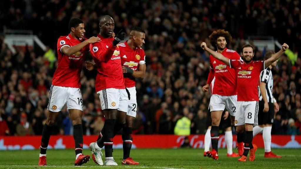 Kans Setan Merah Lanjutkan Tren Kemenangan di Old Trafford