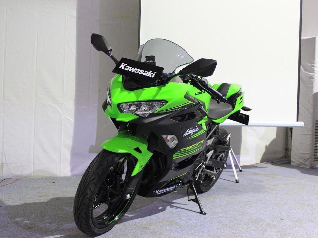Kawasaki Banderol Ninja 250 Baru Lebih Murah dari Honda CBR250RR