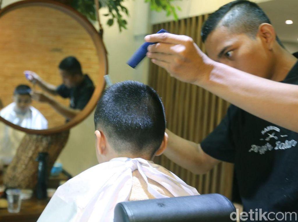 Ini Aturan New Normal buat Bisnis Salon, Barbershop, hingga Spa