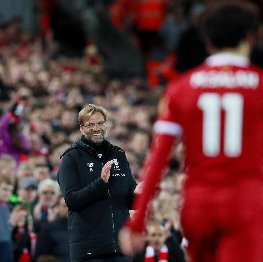 Hari Sempurna untuk Liverpool