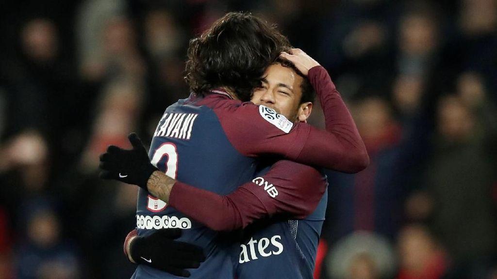 Cavani: Neymar Jadi Eksekutor Penalti PSG
