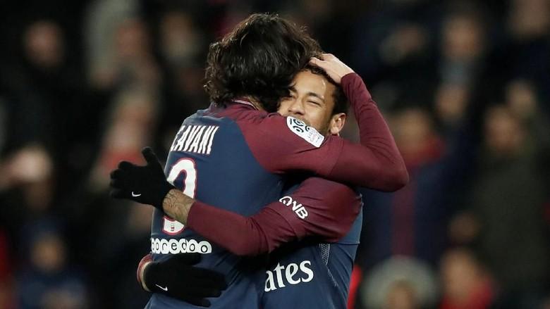 Terkait Isu Pertikaian dengan Neymar, Cavani Berang pada Media