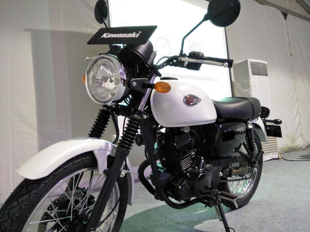 Biar Gampang Dimodif, Kawasaki Pasang Karbu di W175