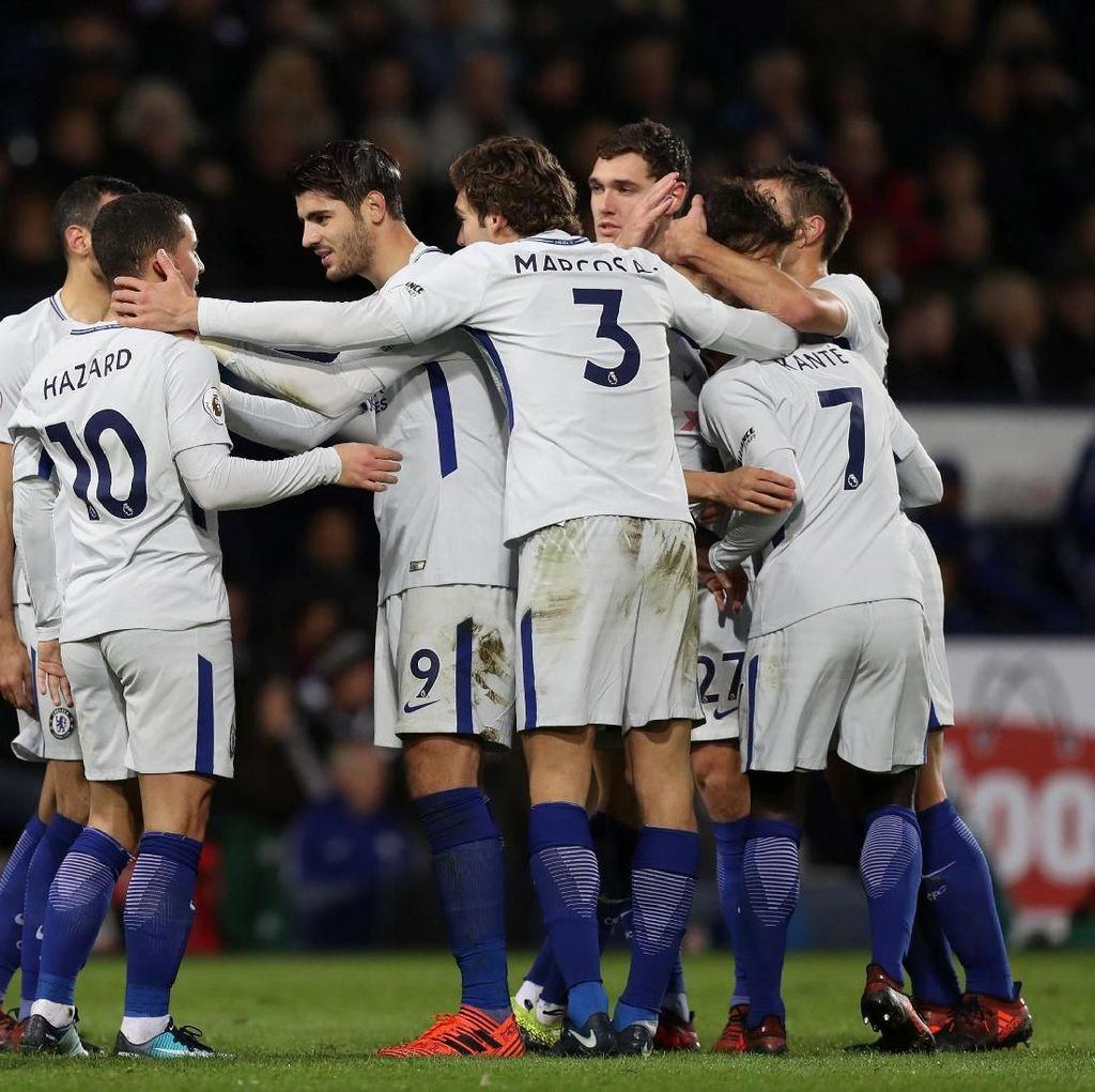 Kemenangan Penting bagi Chelsea Jelang Laga-Laga Krusial
