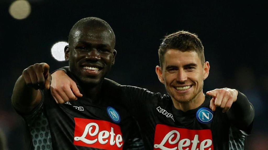Tak Tampil Prima pun Napoli Masih Bisa Kalahkan Milan
