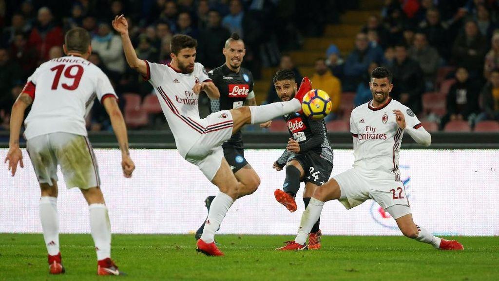 Milan Terlalu Takut dan Mudah Diprediksi