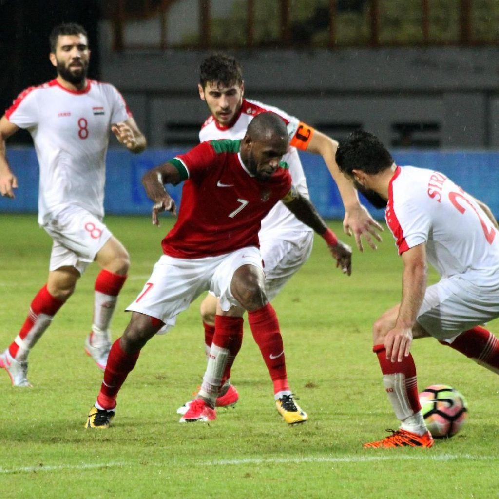Pelatih Suriah Sebut Laga Lawan Timnas U-23 Lebih Sulit