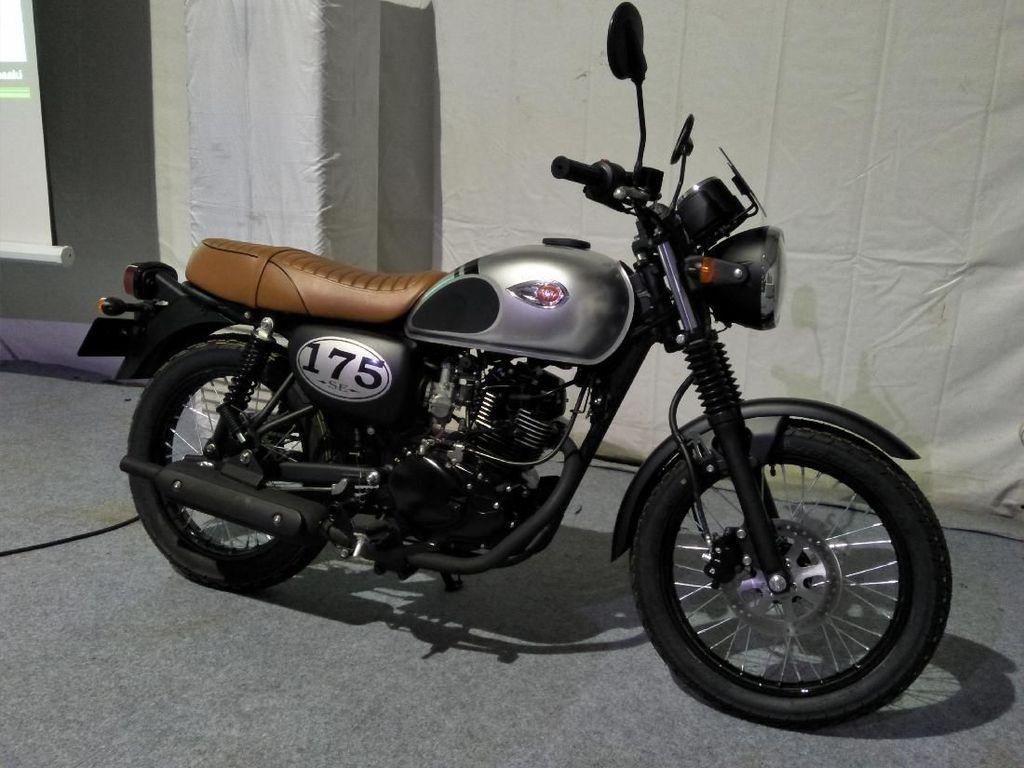 Kawasaki W175 Sudah Dipesan 1.500 Unit