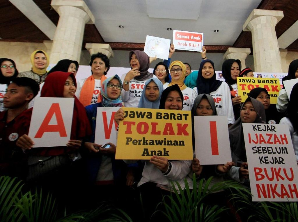 Gerakan Stop Perkawinan Anak di Indramayu