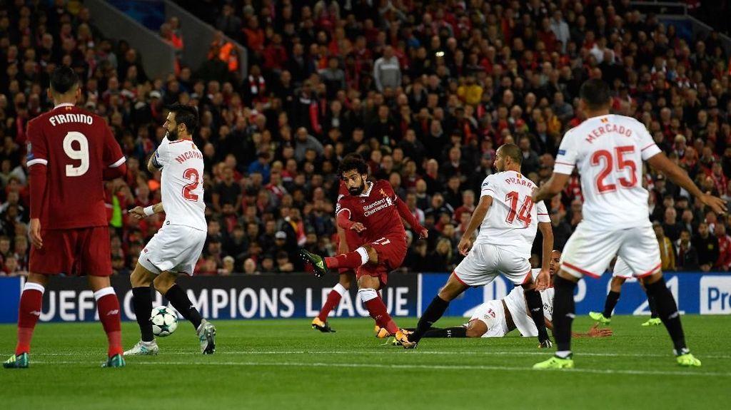 Fokus Liverpool Mengalahkan Sevilla Bukan Kelolosan