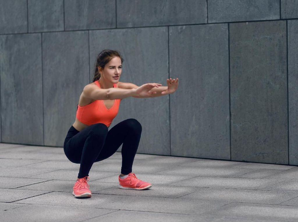 Lakukan Squat 1.000 Kali, Gadis Ini Berakhir dengan Kerusakan Otot