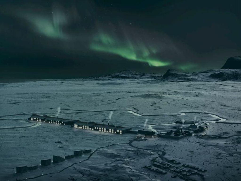 Selain Aurora, Islandia Punya Spa Alami yang Mengagumkan