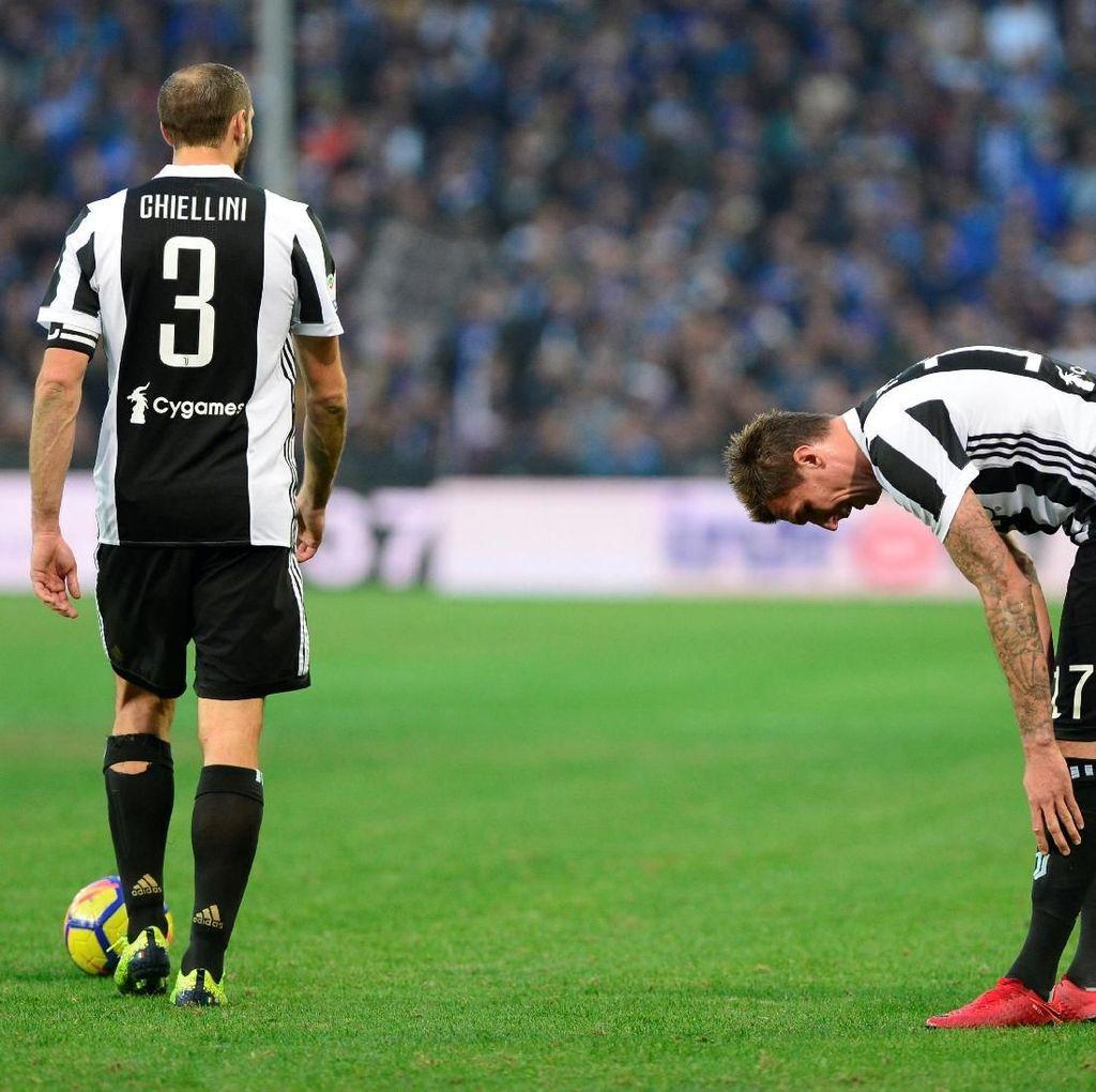Juventus Tak Sebagus Musim Lalu, Keuntungan untuk Spurs