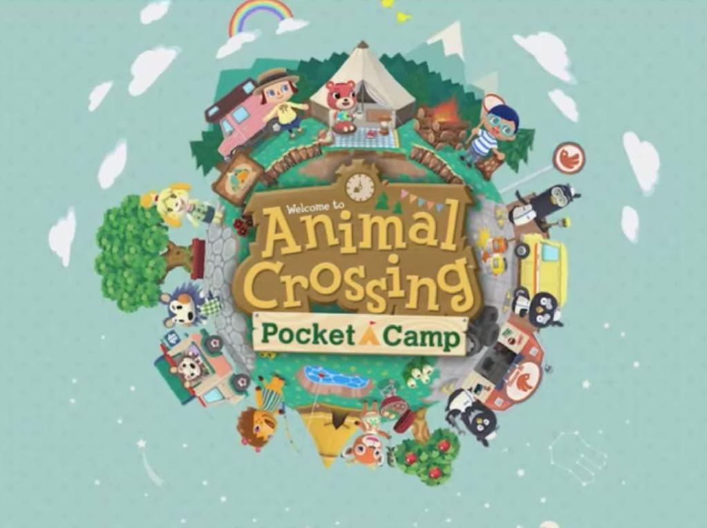 Animal Crossing: Pocket Camp Tembus 15 Juta Download