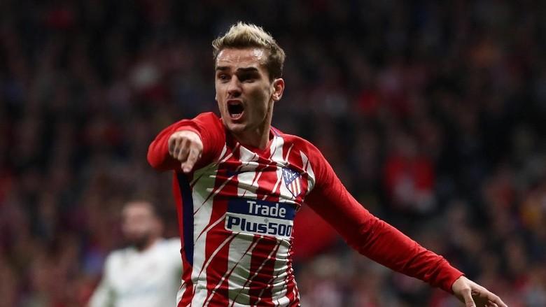 Griezmann Tak Menyesal Bertahan di Atletico