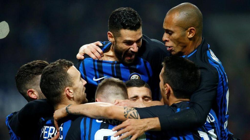 Inter Salip Juventus