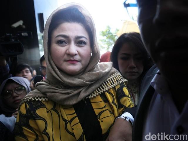 Istri Setya Novanto Diperiksa KPK