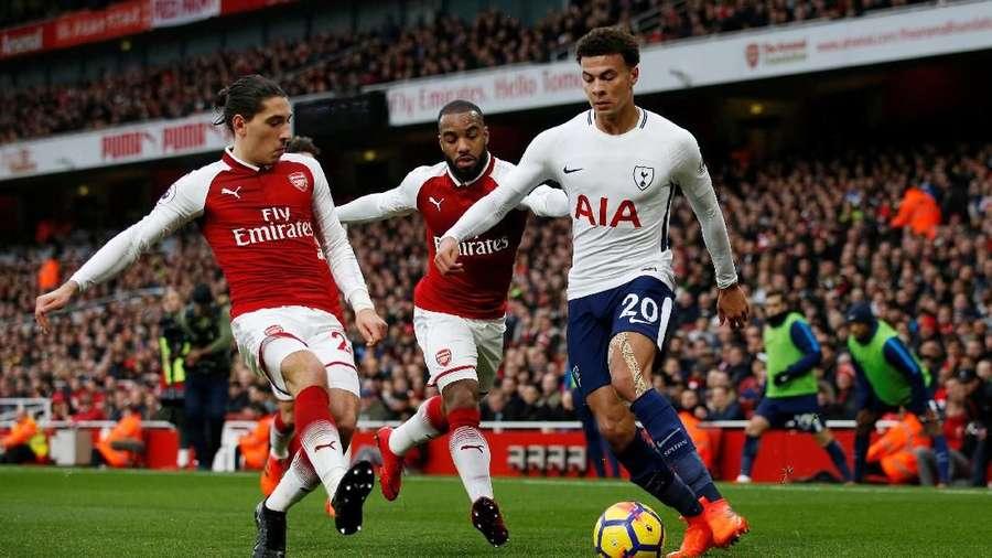 Kemenangan Atas Spurs Jadi Cara Arsenal Tunjukkan Potensi