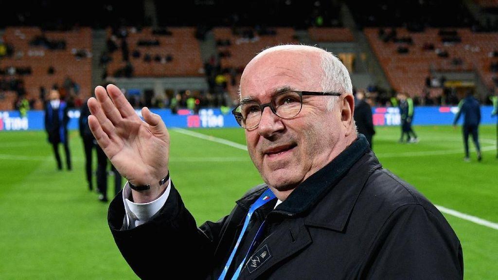 Presiden FIGC Mundur Usai Kegagalan Italia ke Piala Dunia
