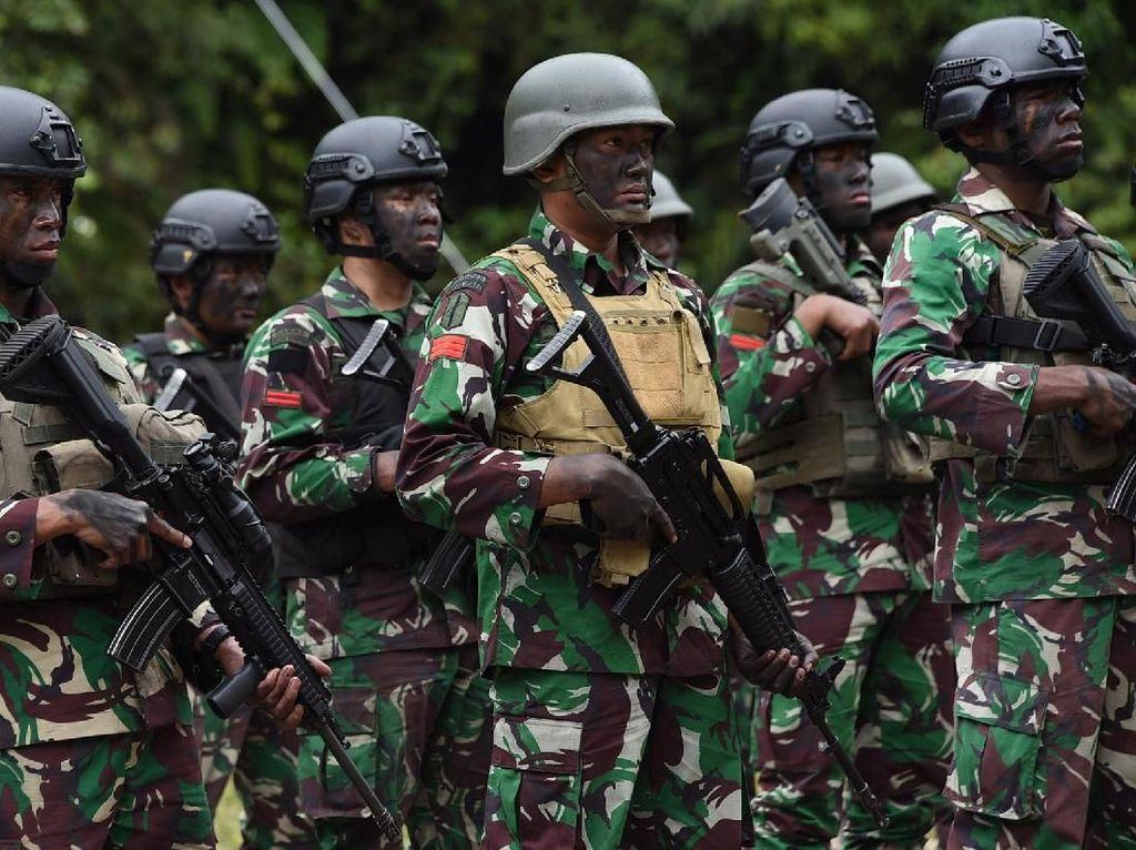 TNI Kejar Egianus Kogoya cs: Kami Tak Gentar, Tangkap Hidup atau Mati