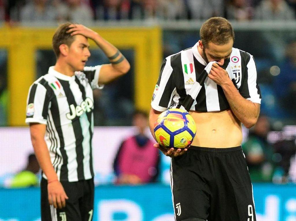 Allegri: Juventus Nggak Sabaran