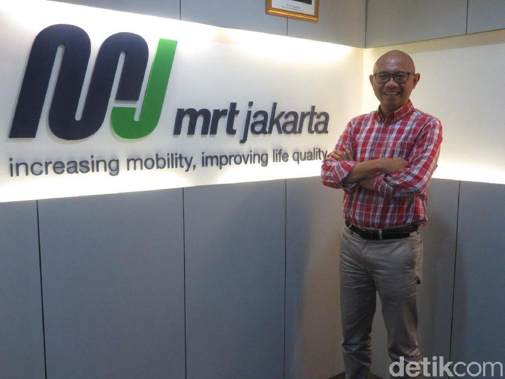 PT MRT Jakarta Usulkan Perumusan UU Ruang Bawah Tanah