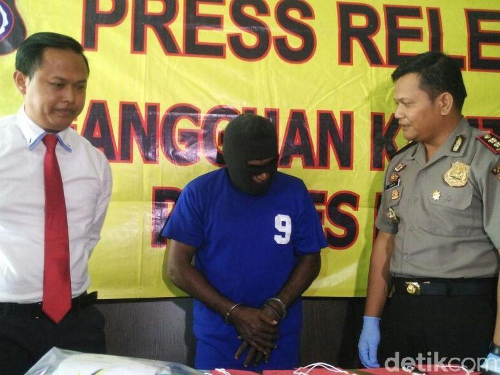Pengakuan Pembunuh Gadis Difabel di Bantul: Niat Mencuri dan Kepergok