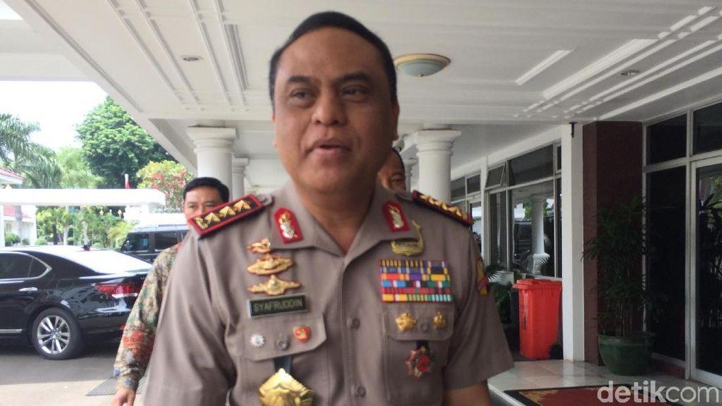 2.600 Polisi Siap Jaga Ring I Asian Games 2018