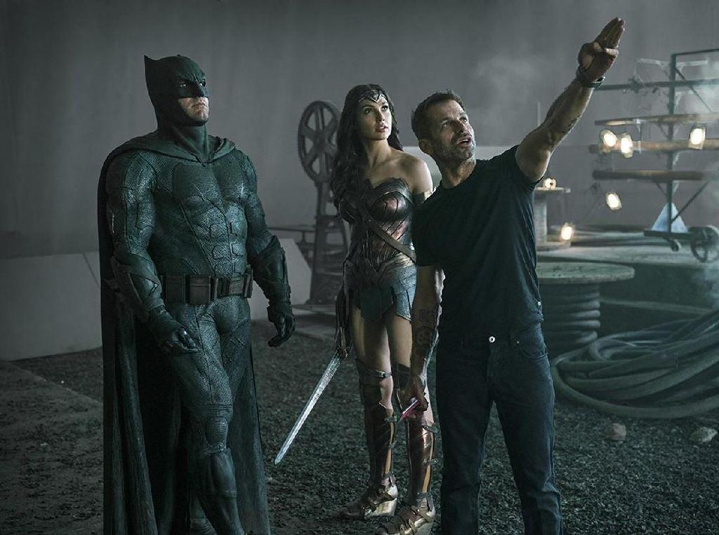 Justice League Versi Snyder Cut Akhirnya Dirilis, Tayang di HBO Max
