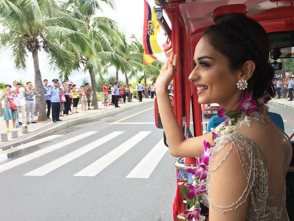 Ketika Miss World 2017 Memuji Indahnya China