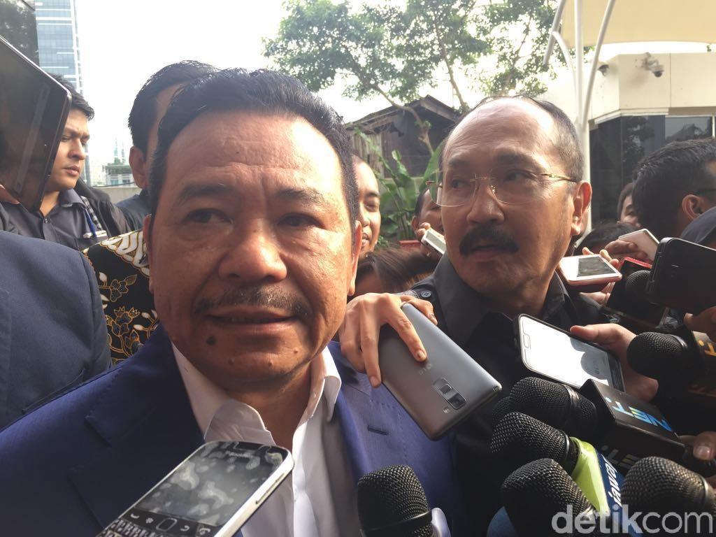 Fredrich Tinggalkan Novanto: Ada Maqdir, 1 Kapal Tak Boleh 2 Kapten