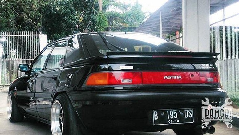 72+ Modifikasi Mobil Mazda 323 Gratis