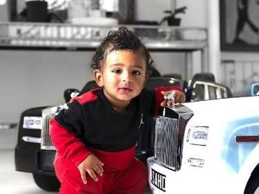 Kece dan Eksisnya Asahd, Putra DJ Khaled yang Berumur Setahun