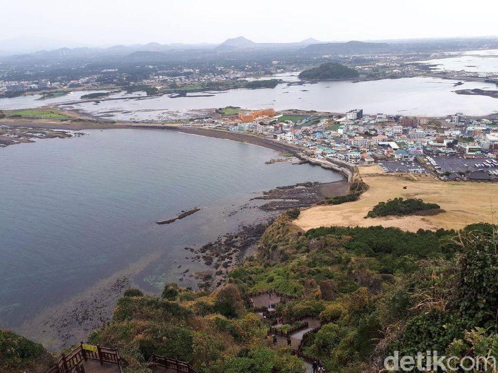 Ramai Virus Corona, Bebas Visa ke Jeju Ditangguhkan
