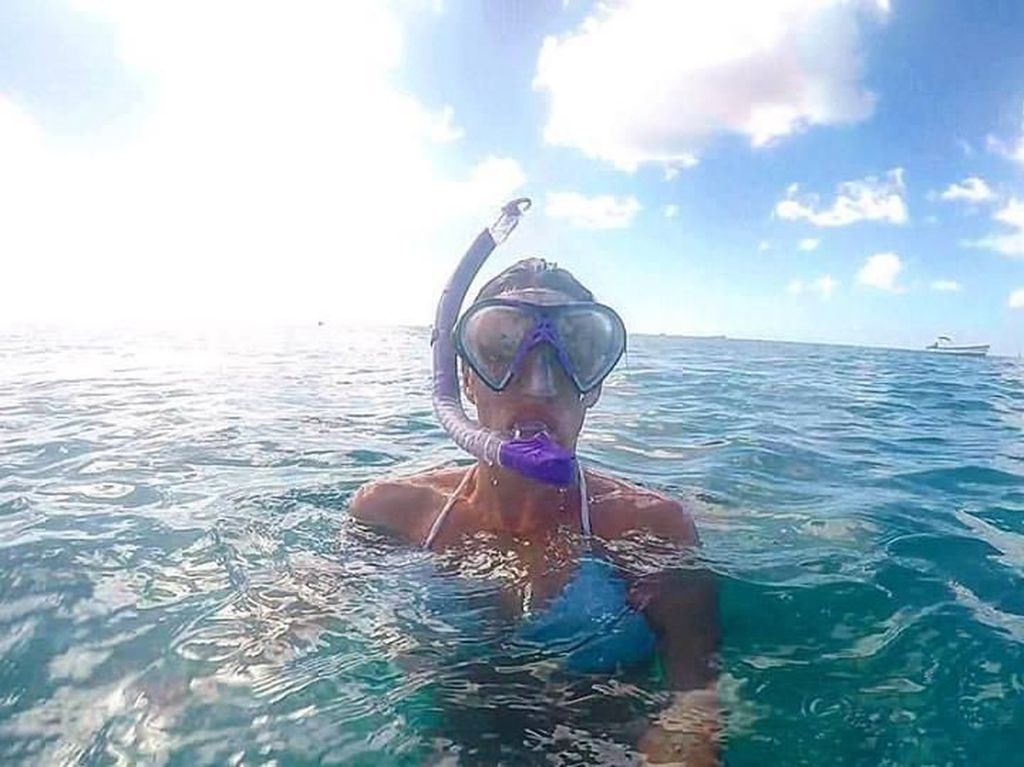 Ini Olahraganya Lizzie, Penyintas Kanker yang Seberangi Selat Inggris